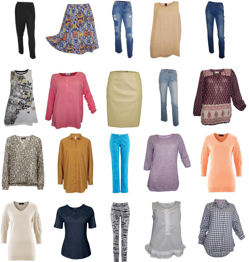 824eeb3f795602 Damen Marken Mix Paket Kleidung Restposten 1. Wahl OVP NEU - Tie ...
