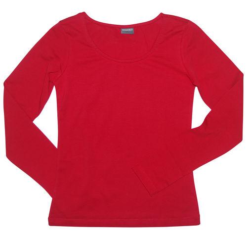 8a023a3e2db5c3 Kidsworld girls shirt long sleeve red - Tie-Break GmbH