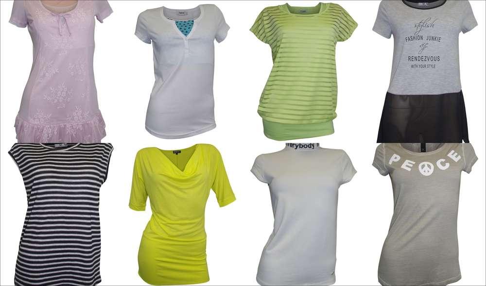 123429b7ba8b Damen Shirt Mix Sonderpreis NEU+OVP 8 Artikel Grössen 34-46 gemischt
