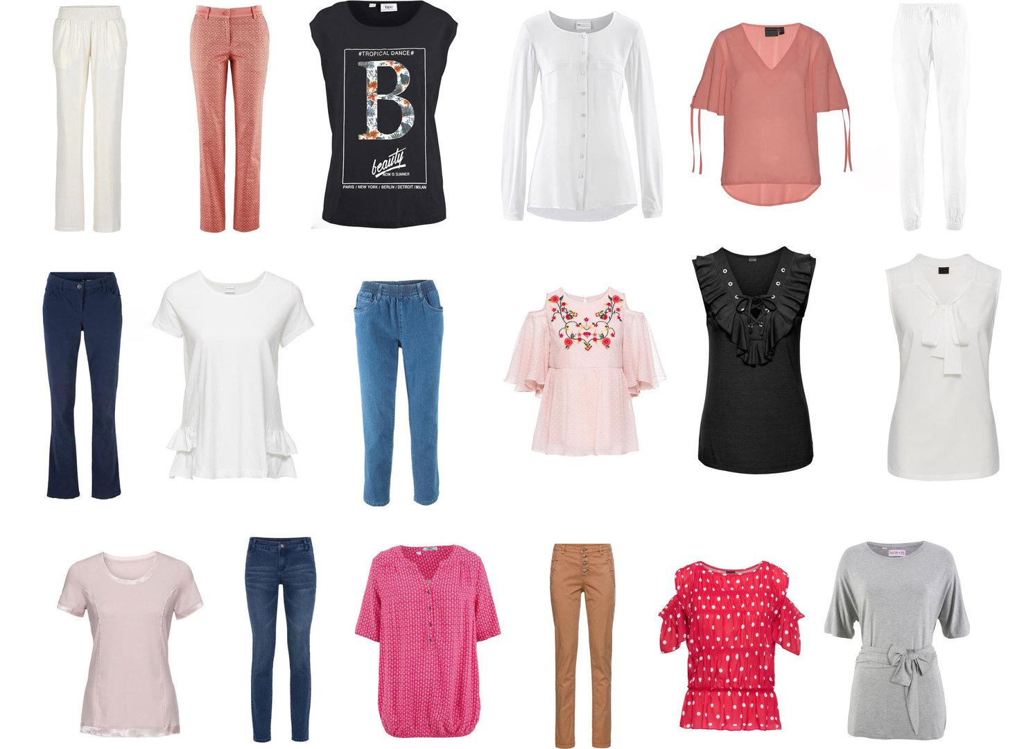 fb289131189d3b Damen Mix Paket ab Größe 36 S Kleidung Restposten 1. Wahl OVP NEU ...