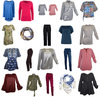 Women Brands mix package autumn clothes Remnants first choice new