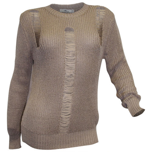 LTB Pullover taupe