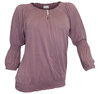 Aniston 3/4 sleeves shirt mauve