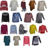 Ladies brands mix package autumn winter sweater sweatshirt cardigan new 1st choice remaining stock